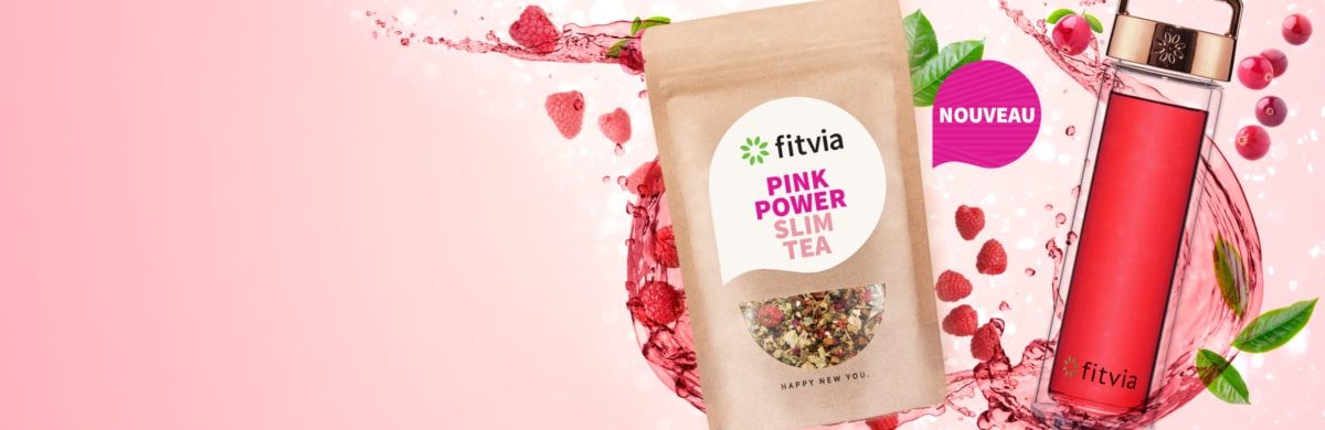 Pink Power Slim Tea